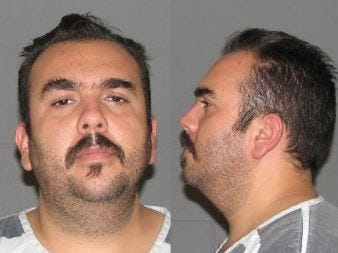 Jose Clemente Rodriguez Narez is wanted for three counts of first-degree burglary, two counts aggravated assault, two counts simple assault-aggravated riot and two counts conspiracy to commit a felony.
