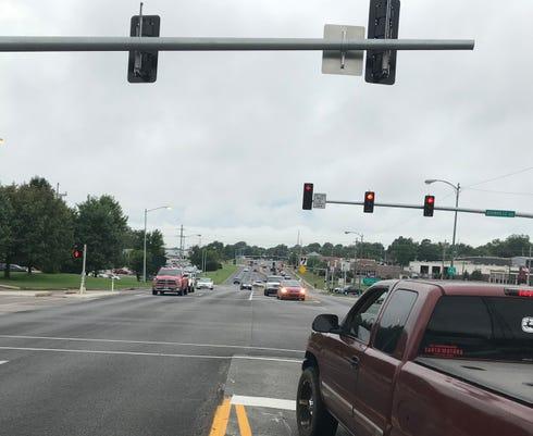 Left Turn Lane 1