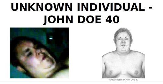 John Doe 40