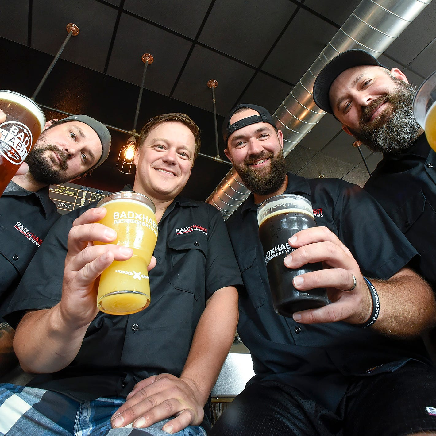 Bad Habit(s) make for good beer in St. Joseph