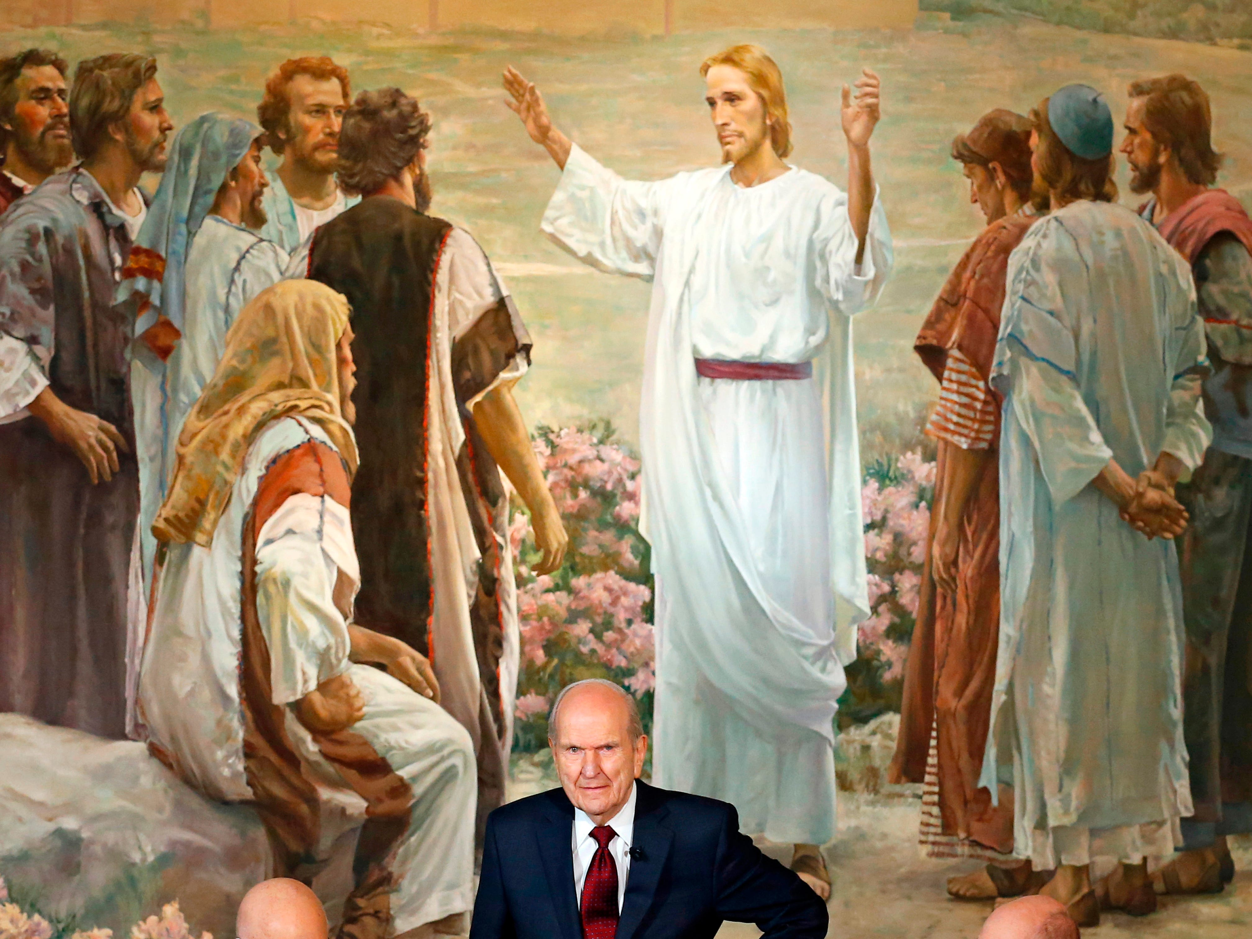 Church president: Don't use 'LDS' or 'Mormon' as substitute for full name