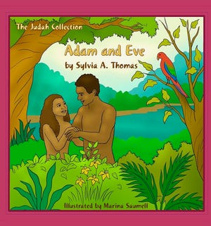 Adam and Eve by Sylvia A. Thomas