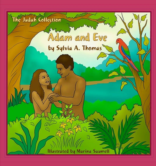 Adam And Eve Cover