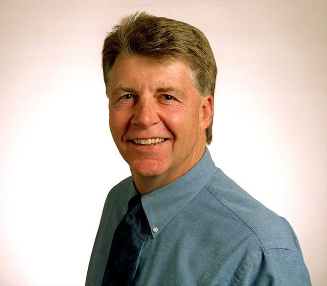 Gerald Ensley in 2000.