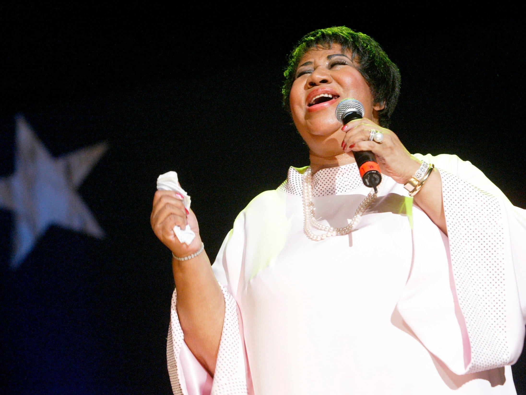 Let us now pay r-e-s-p-e-c-t to the late Queen of Soul | Mark Hinson