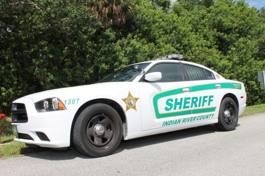 Indian River County Sheriff's Office vehicle