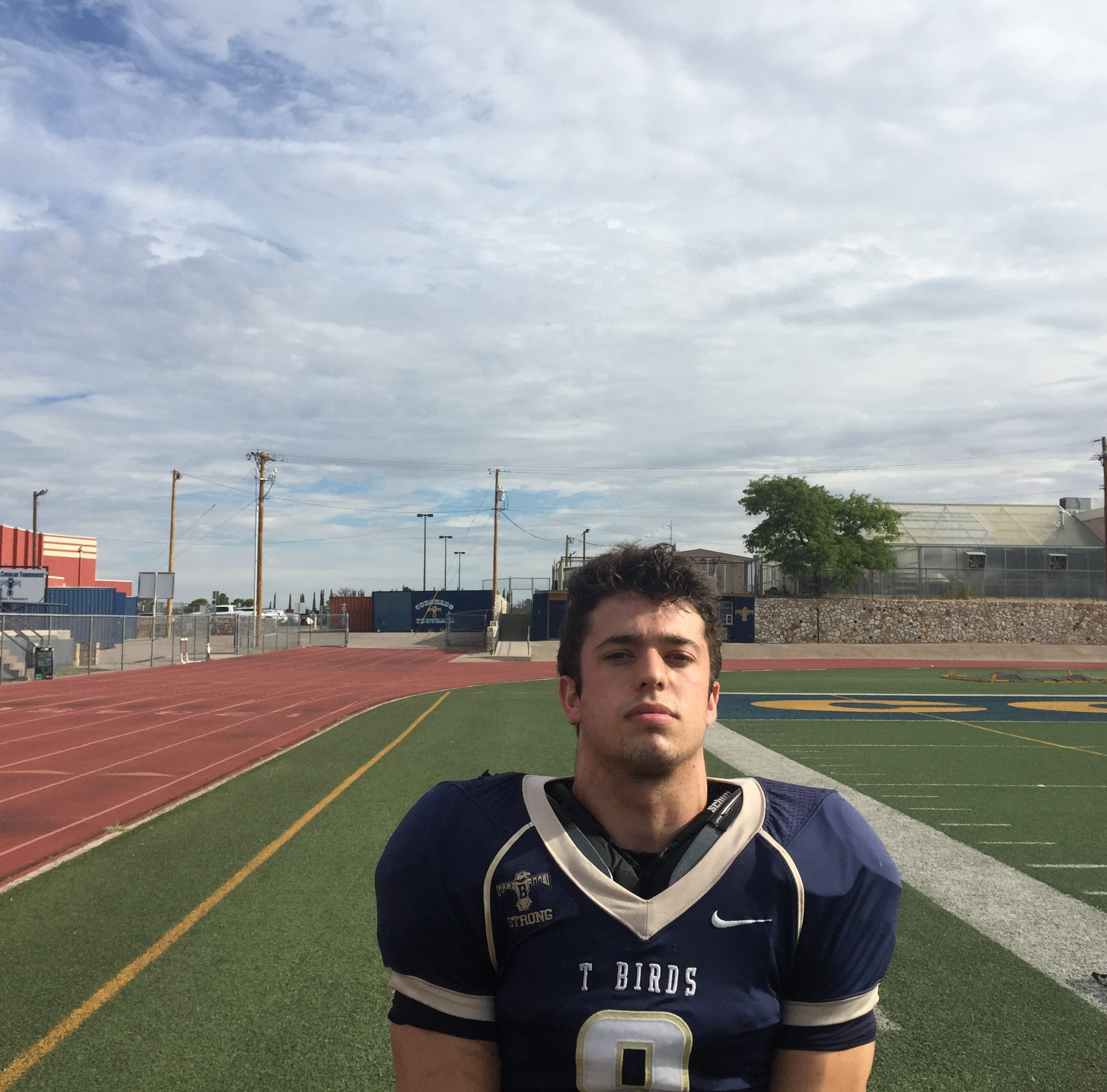El Paso Times High School Player of Week: Coronado running back Garrett Slaughter