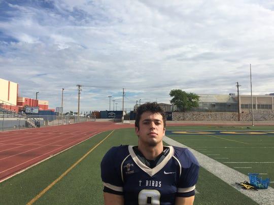 Garrett Slaughter, Coronado football
