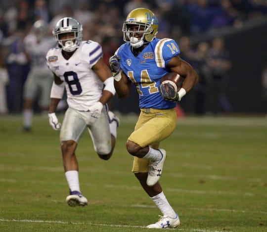 Westlake High graduate Theo Howard has transferred from UCLA to Oklahoma.
