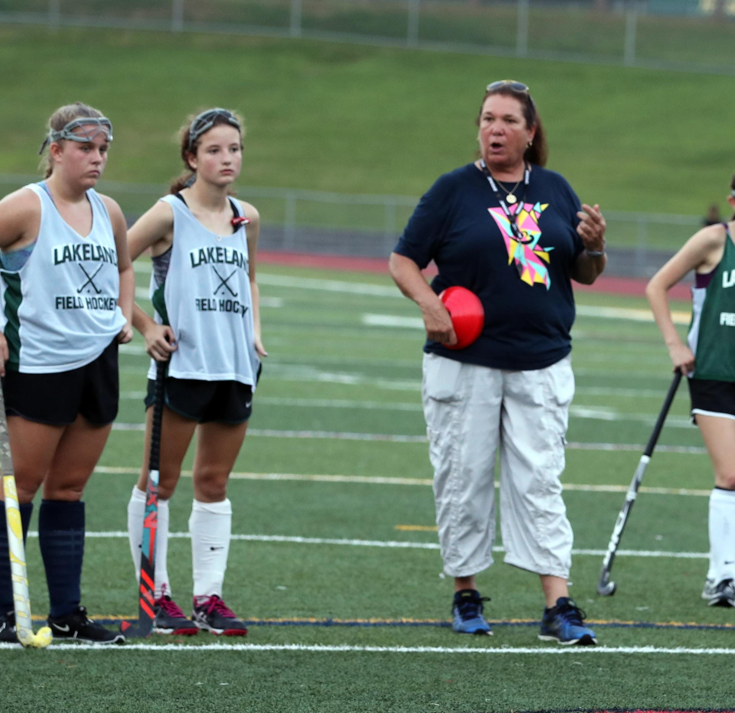 Field hockey: Lakeland's Sarsen named national high school coach of the year