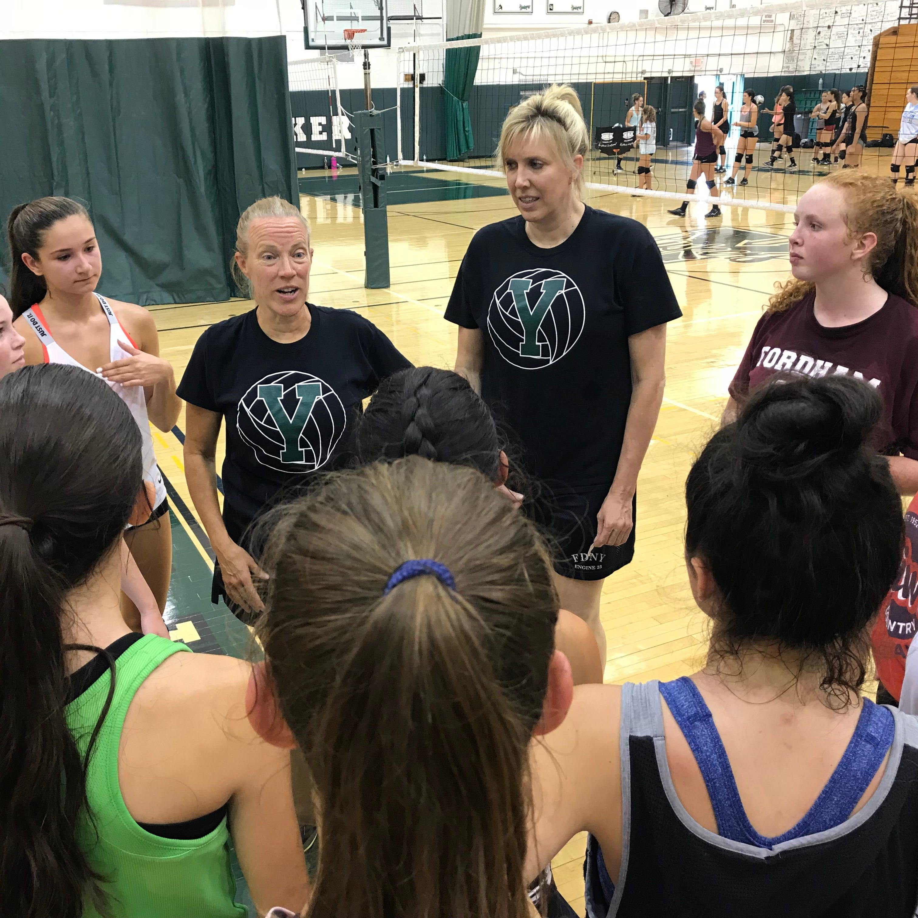 Volleyball: Gigi Kemp adjusting to new life at Yorktown