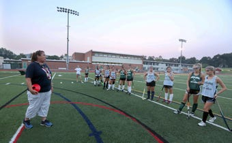 The Lakeland High School field hockey team starts this season aiming for their 13th state championship and 10th consecutive state title.