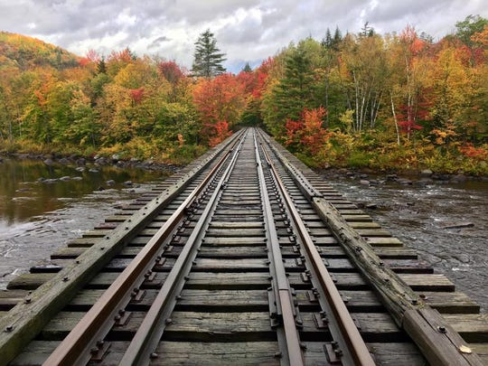 Revolution Rails allows you to travel over tracks used by long-ago trains on special rail bikes to see some spectacular Adirondacks scenery.
