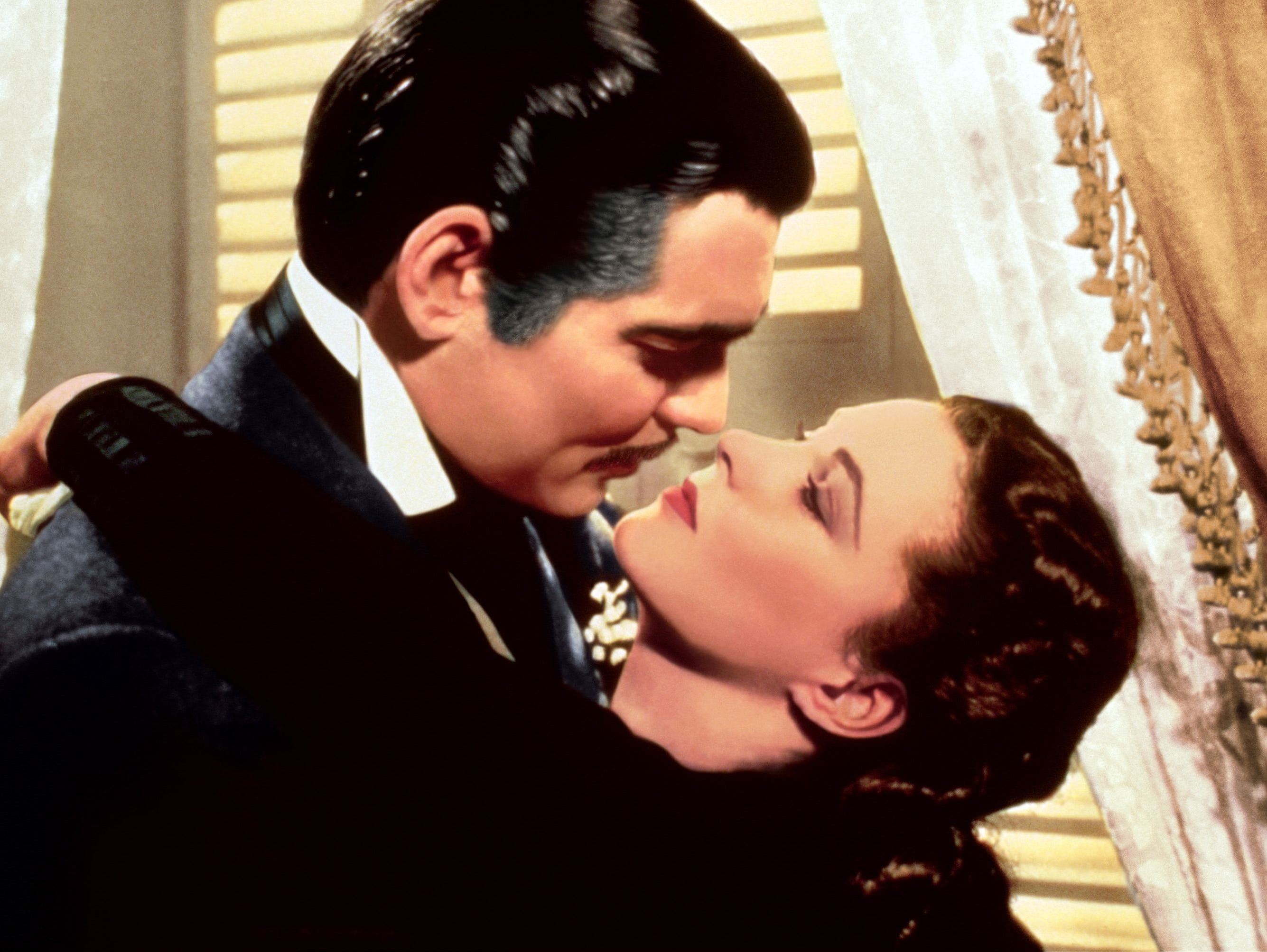 'Gone With the Wind': The sweeping scale of this Civil War-era drama is breathtaking, as are Vivien Leigh's iconic costumes.