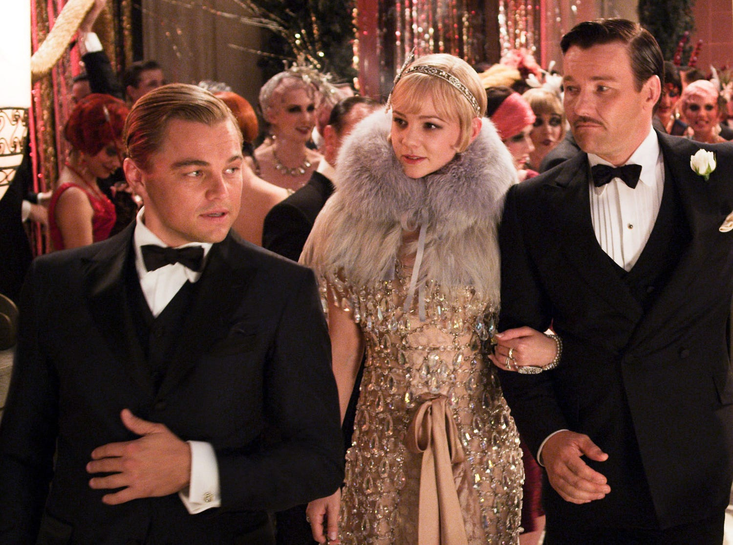 'The Great Gatsby': Leonardo DiCaprio, Carey Mulligan and Joel Edgerton aren't the only things that are gorgeous to look at it in this adaptation. Just pour yourself some champagne and dive into the decadence that this embodies.