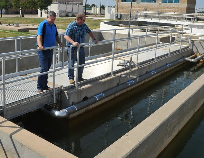 Wichita Falls has experienced minor problems in water distribution during frigid weather, but nothing compared to the headaches other Texas communities have faced.