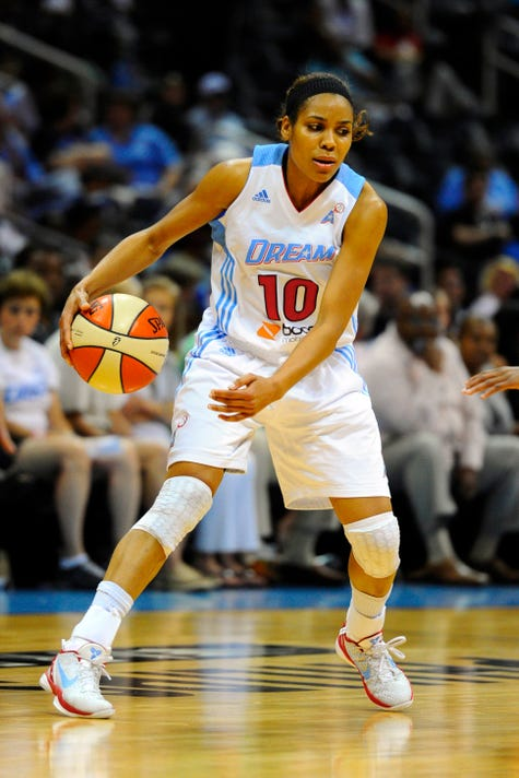 Usp Wnba Connecticut Sun At Atlanta Dream S Bkw Usa Ga