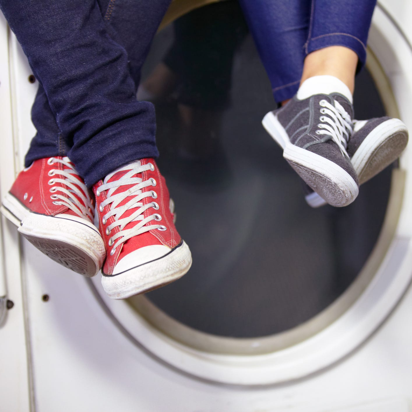 A New Jersey principal is putting an end to bullying and absenteeism in his high school by providing students access to a laundry room, for use after school.