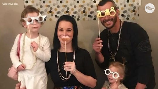 Chris Watts is accused of killing his wife, Shanann, and their two young daughters.