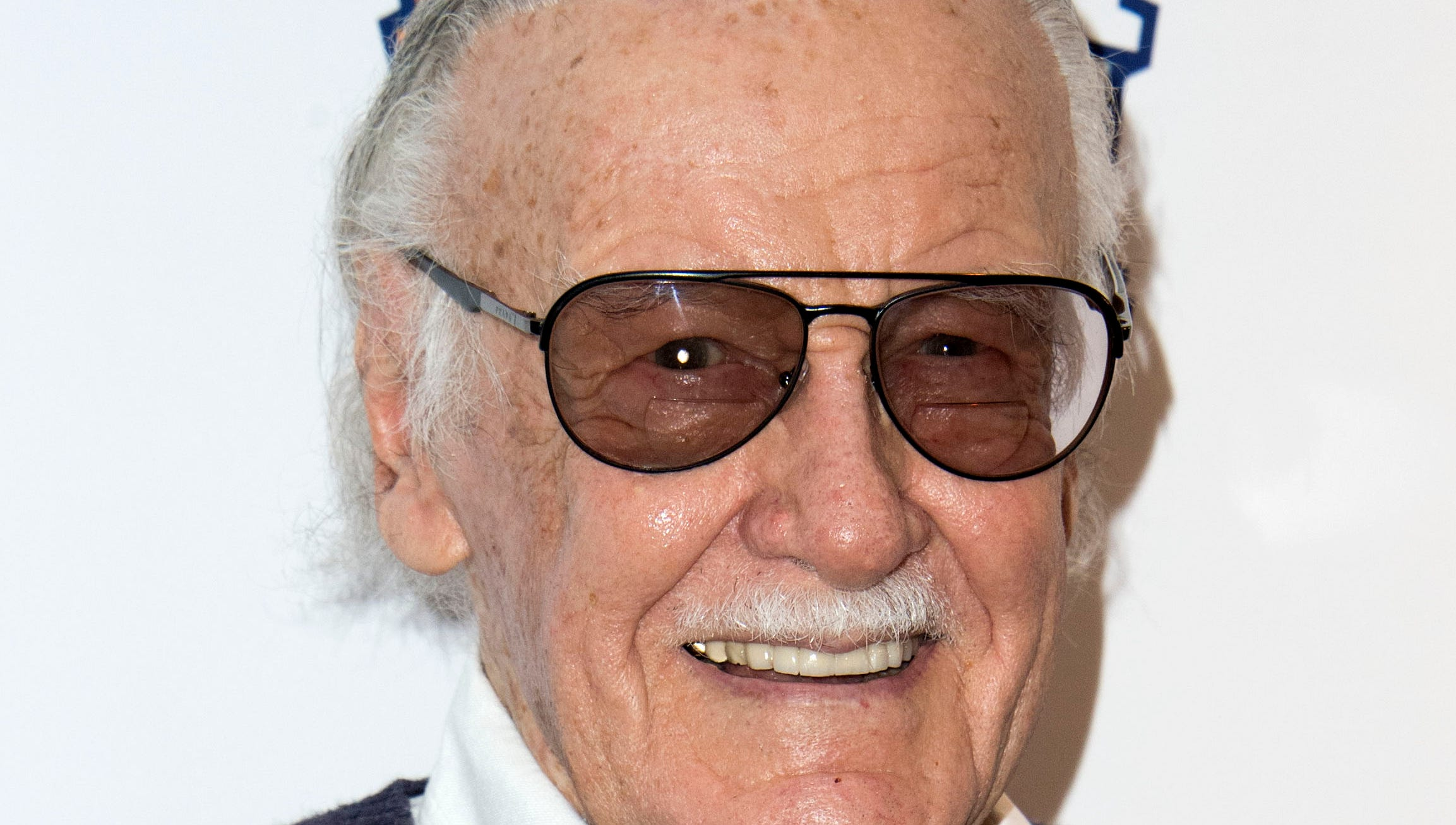 Stan Lee, pictured here in 2017, got three years added to a restraining order on a former business manager.