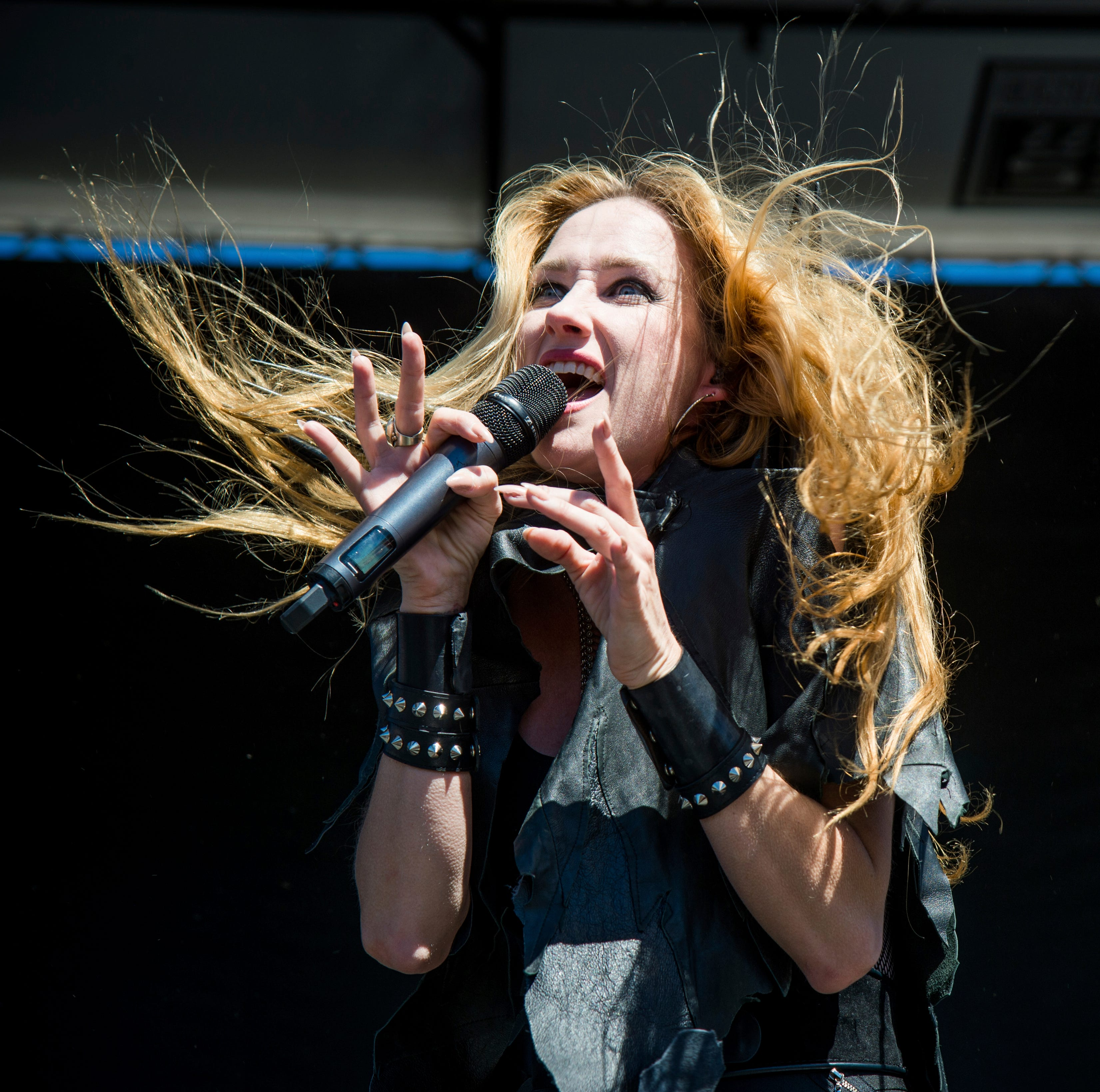 Jill Janus, singer of the metal band Huntress, dead at 43