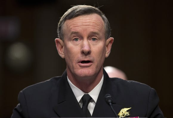 Retired Admiral McRaven repeats: Trump's media attacks 'greatest threat to our democracy'