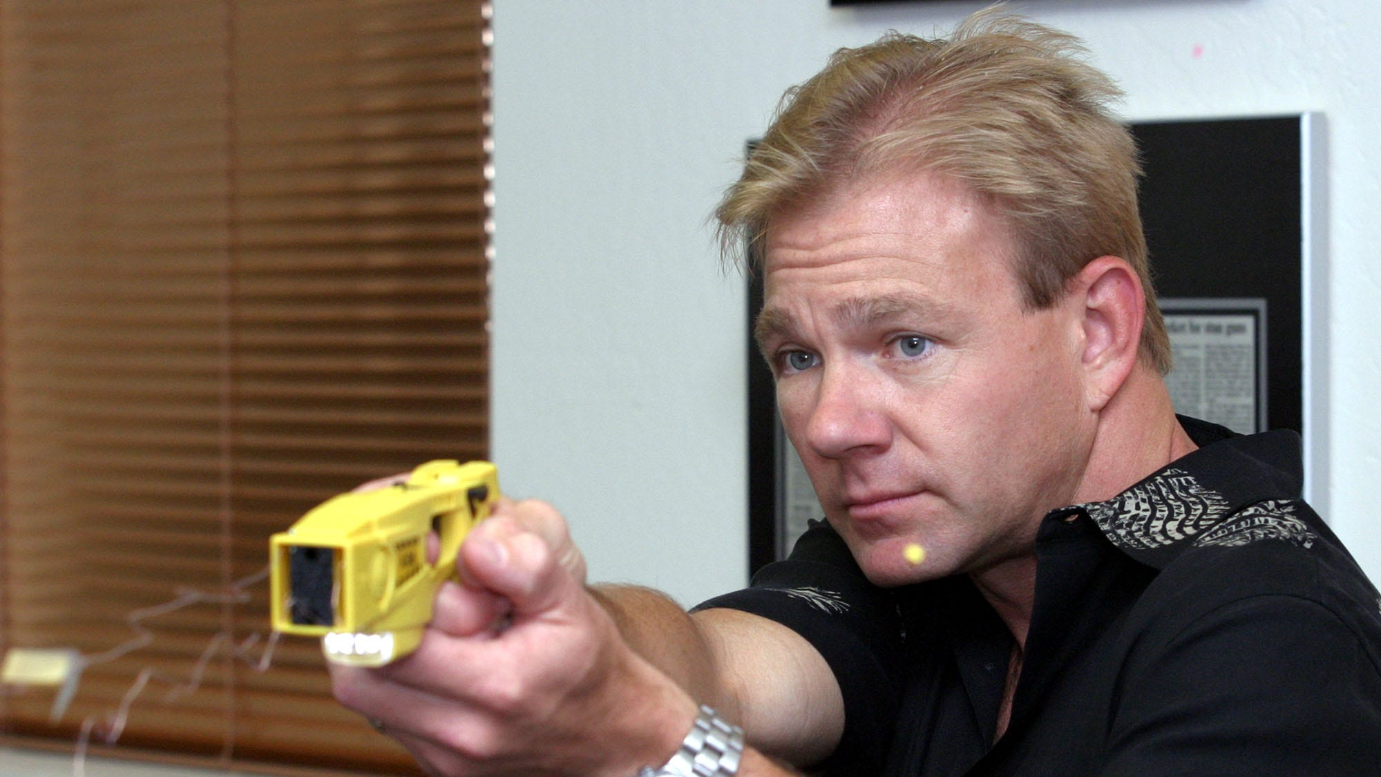 Police are looking for alternatives to guns. How effective are they?