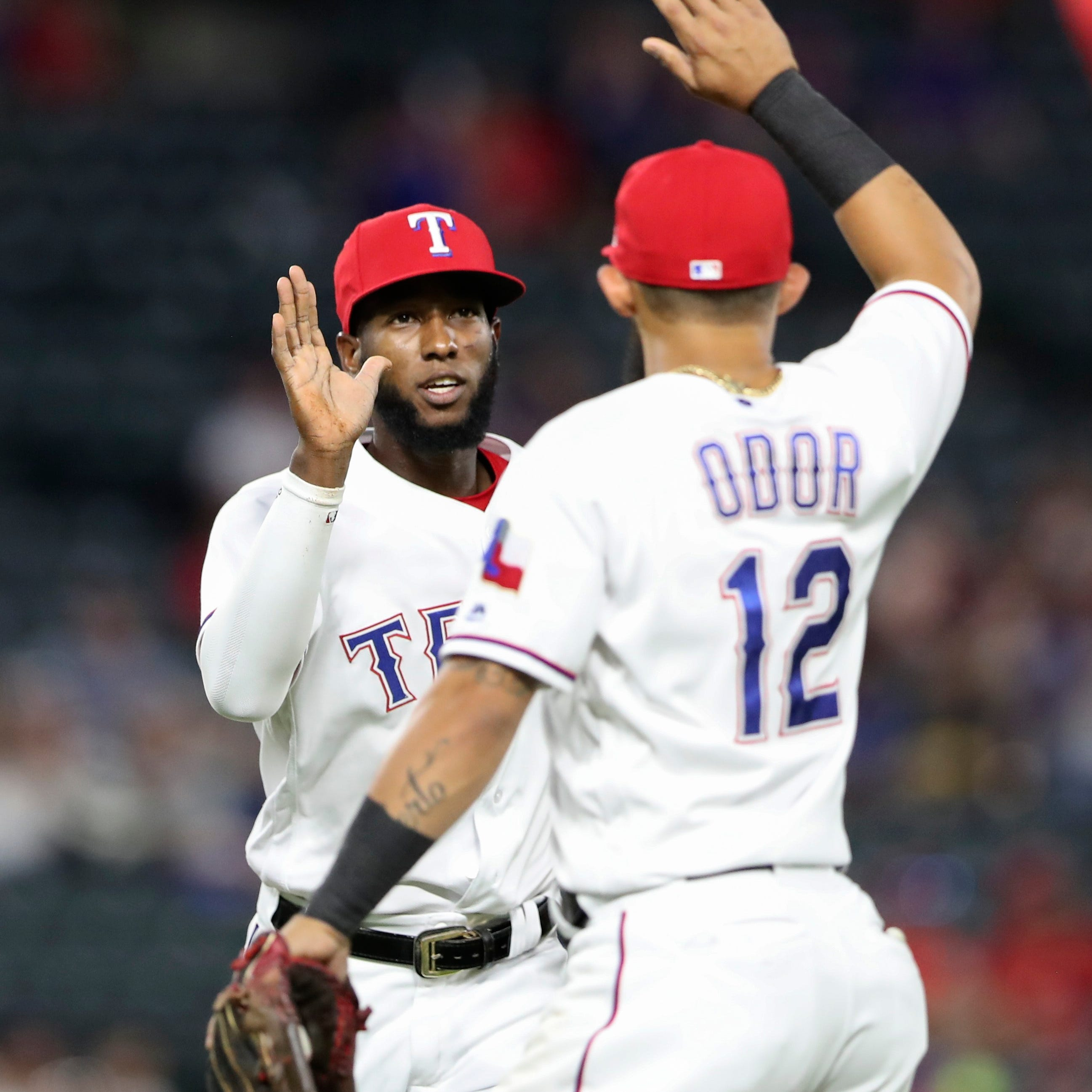 Texas Rangers turn rare triple play vs. Los Angeles Angels not seen in 106 years