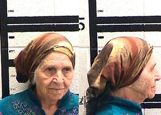 Ap Taser Arrest Elderly Woman A Usa Ga