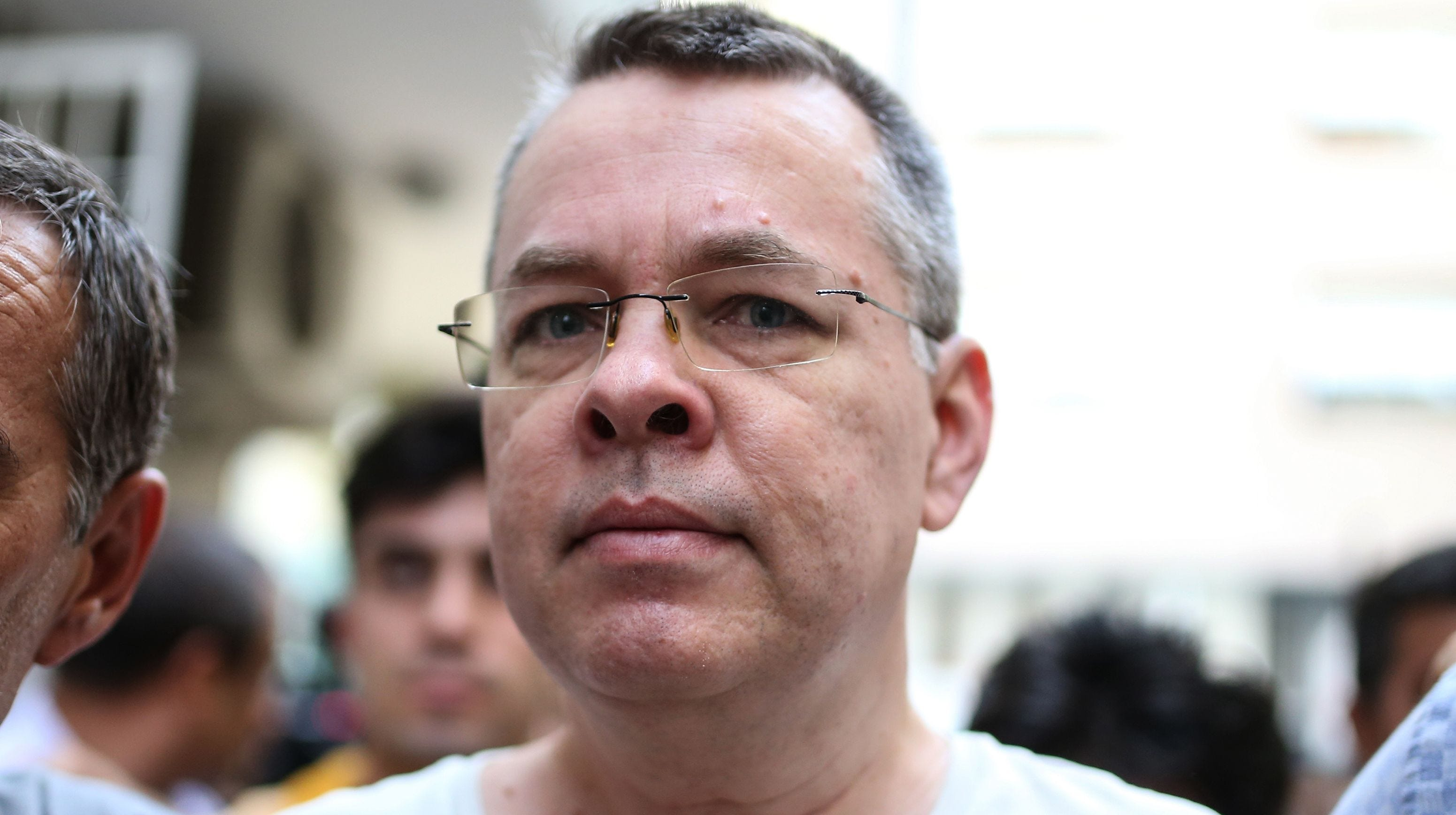 Trump warns Turkey after court rejects freedom for US pastor