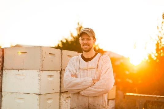 Blake Shook Desert Creek Honey
