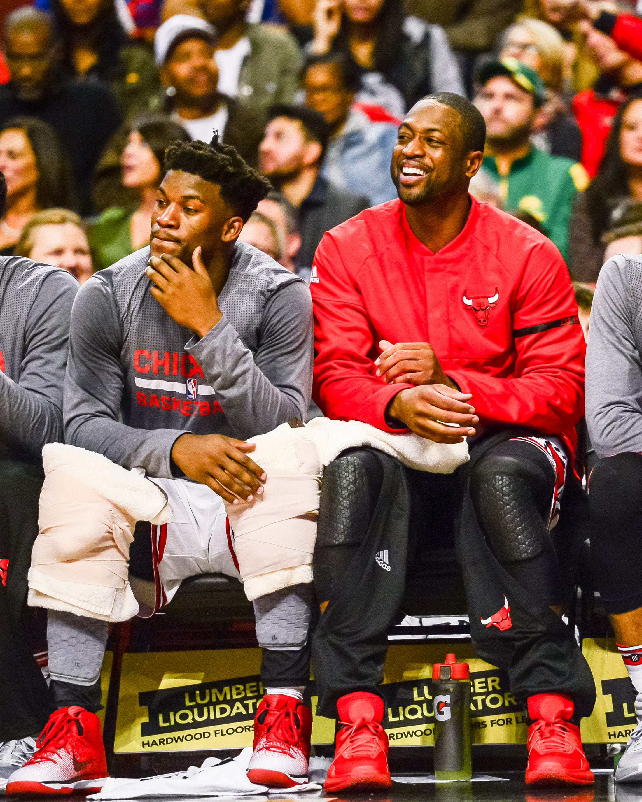 Dwyane Wade Warns Jimmy Butler After Comment About Gabrielle Union
