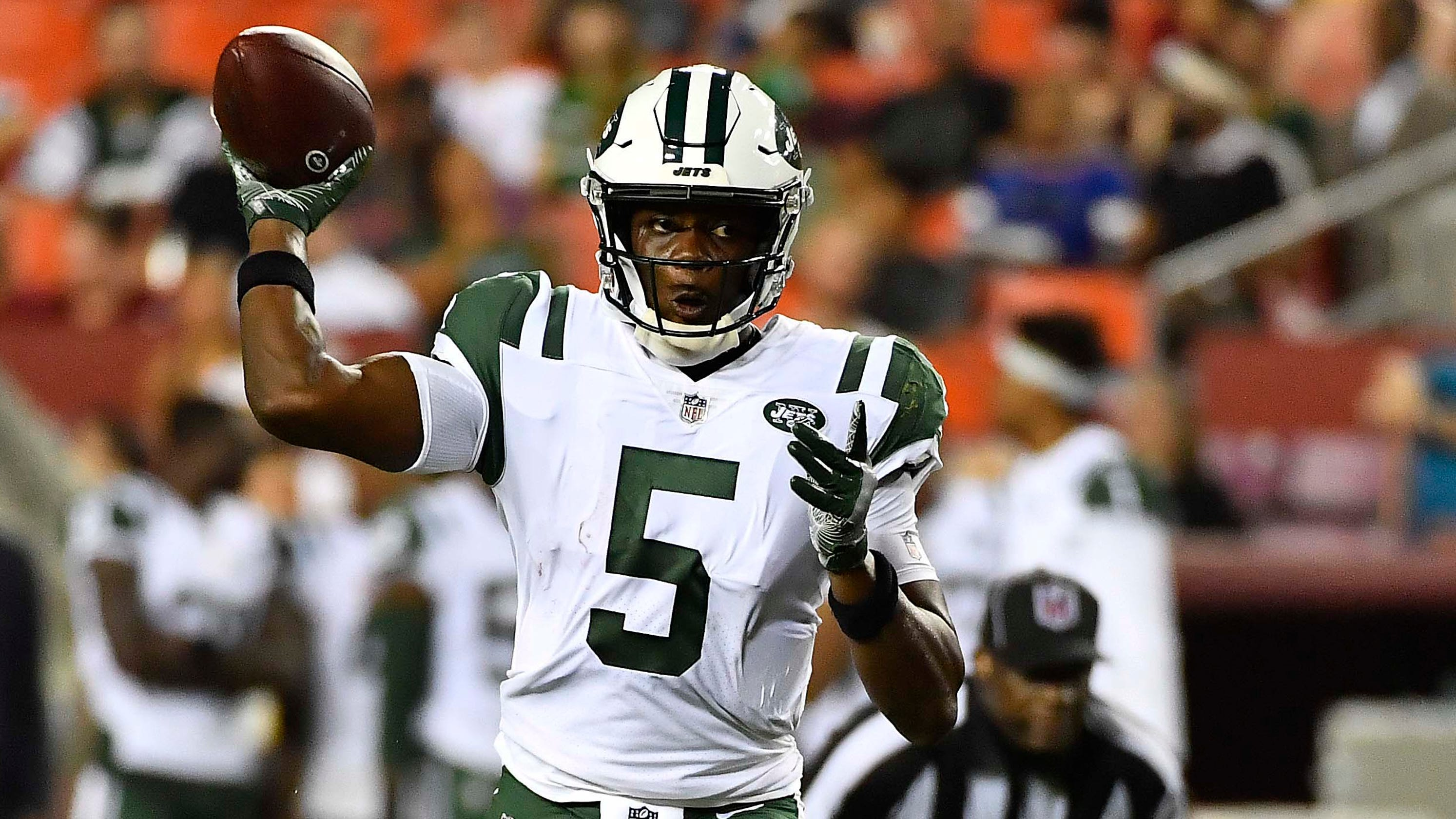 c165cef8890 NY Jets takeaways, observations from 2nd preseason game vs Redskins
