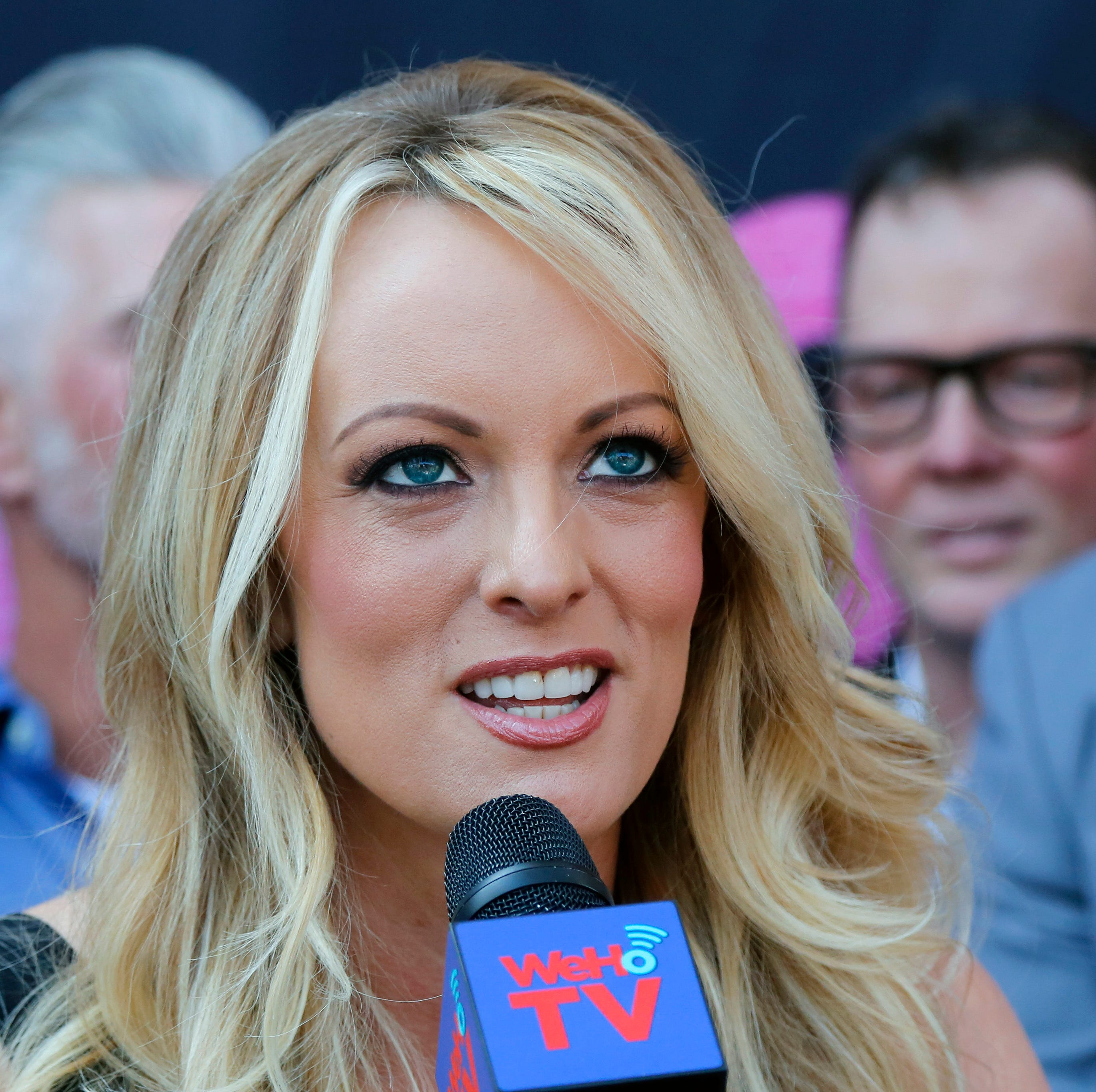 President's feud with porn star: Stormy Daniels to visit Greenville again for Election Day