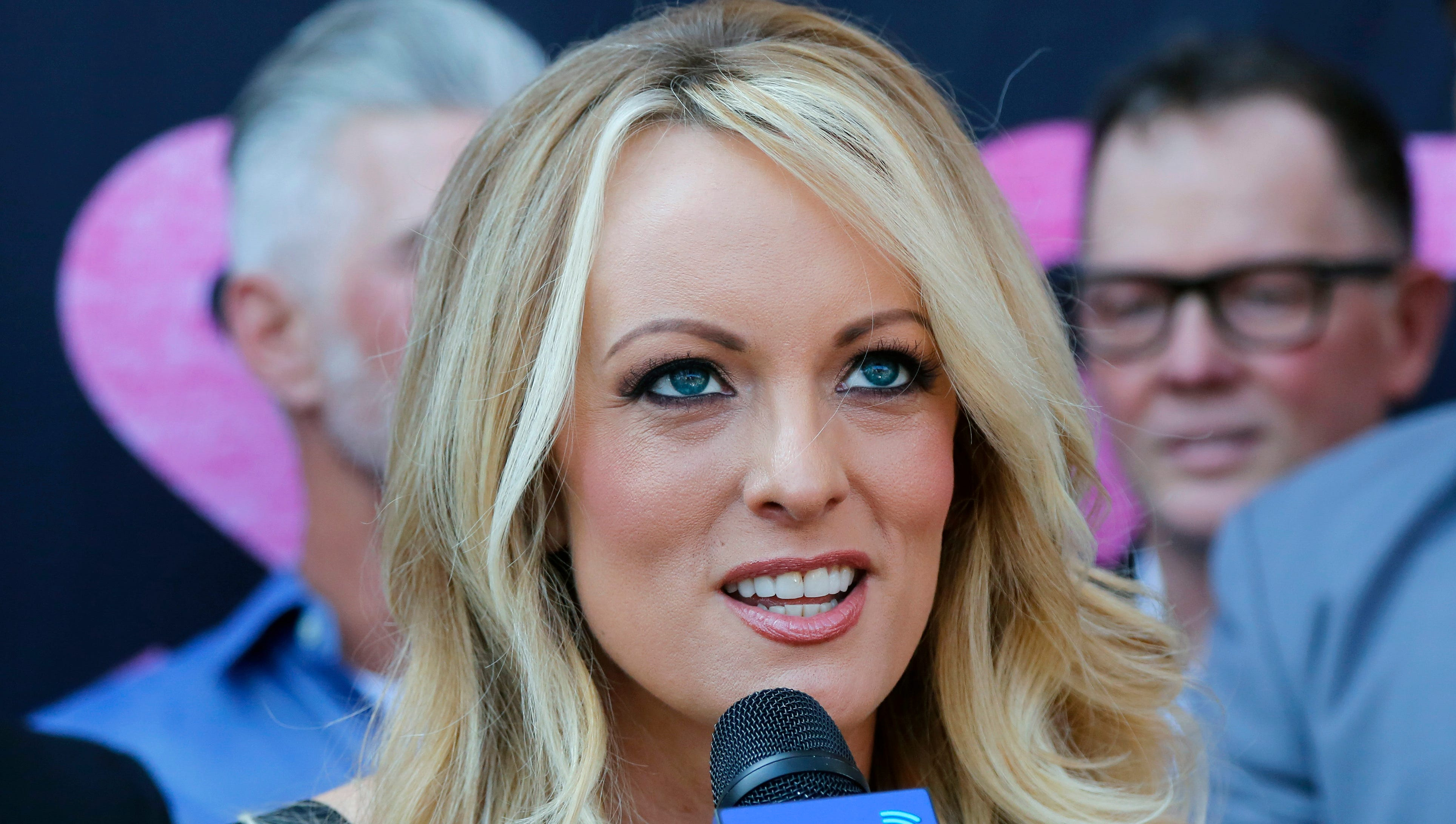 Stormy Daniels, the adult film actress and nemesis of U.S. President Donald Trump, will make several performances next month at the Trophy Club in Greenville, according to the club's owner.