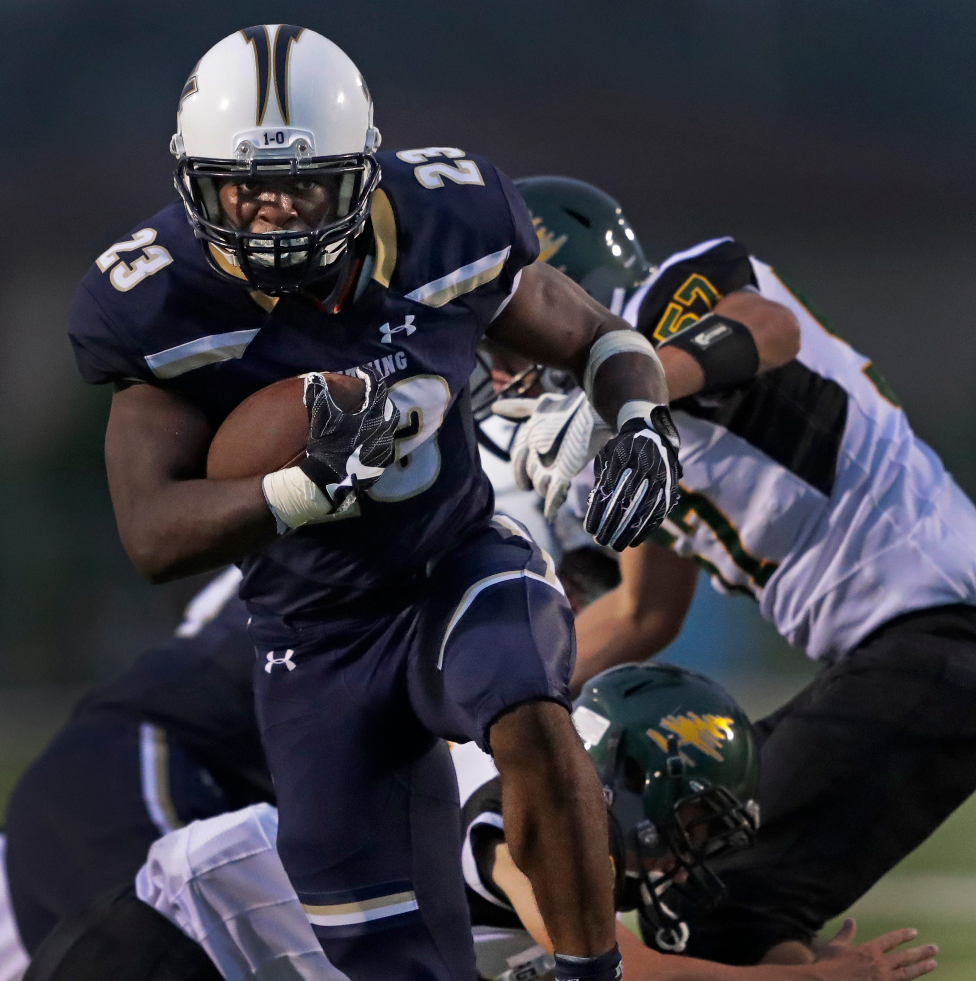 High school football: Friday's results