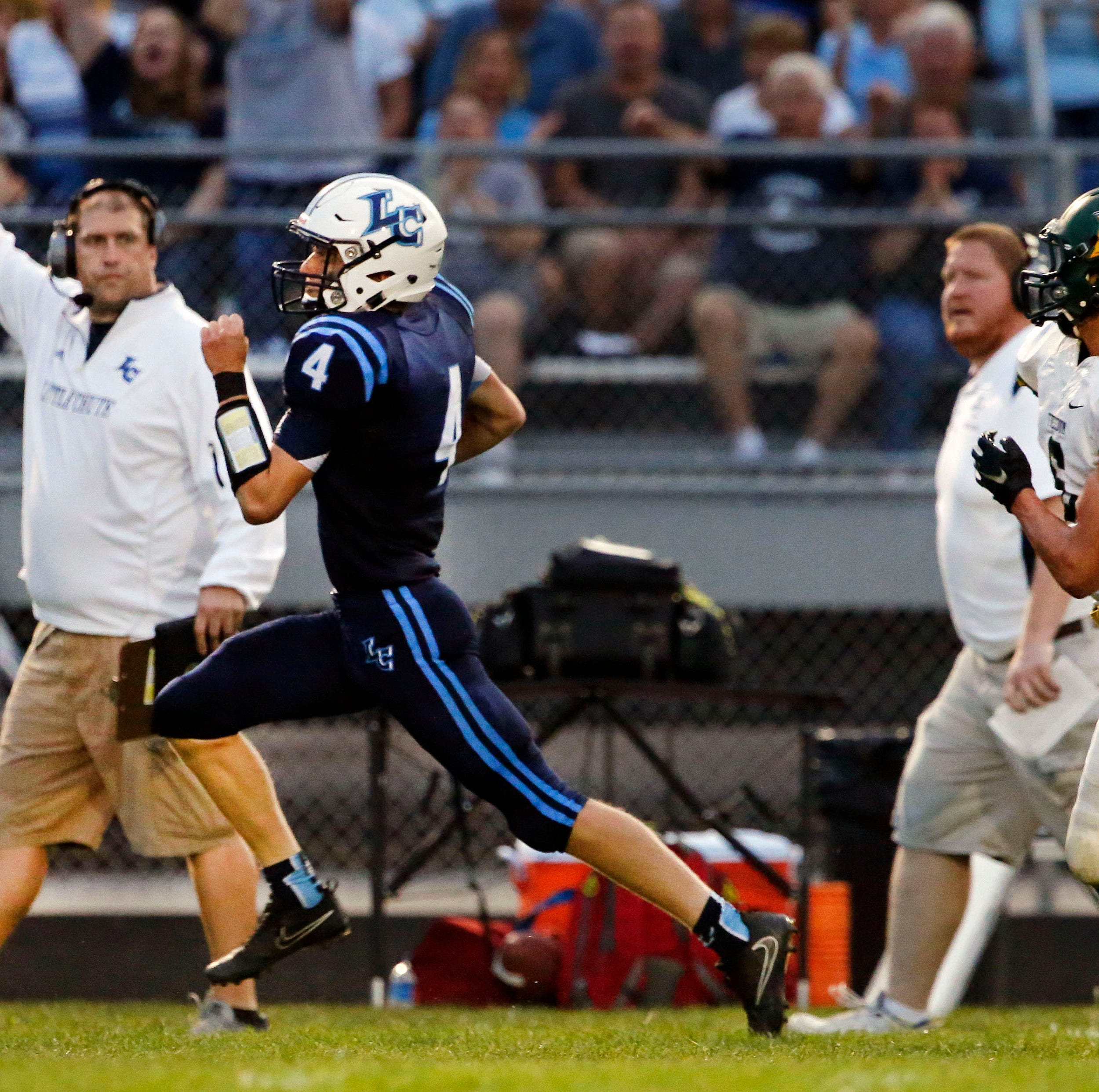 High school football: Little Chute rallies for victory over Freedom