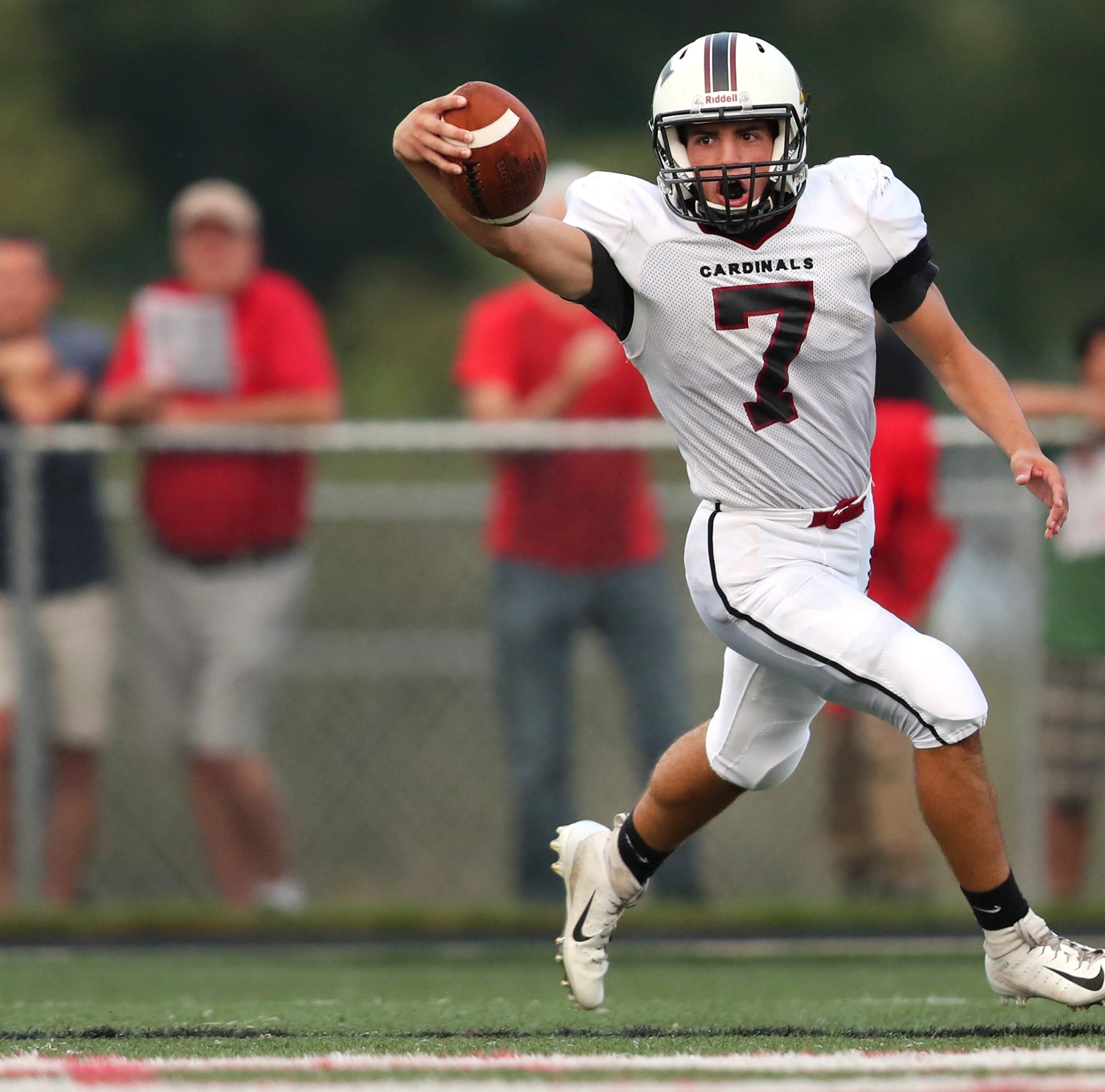 High school football: Kimberly's historic winning streak ends at 70