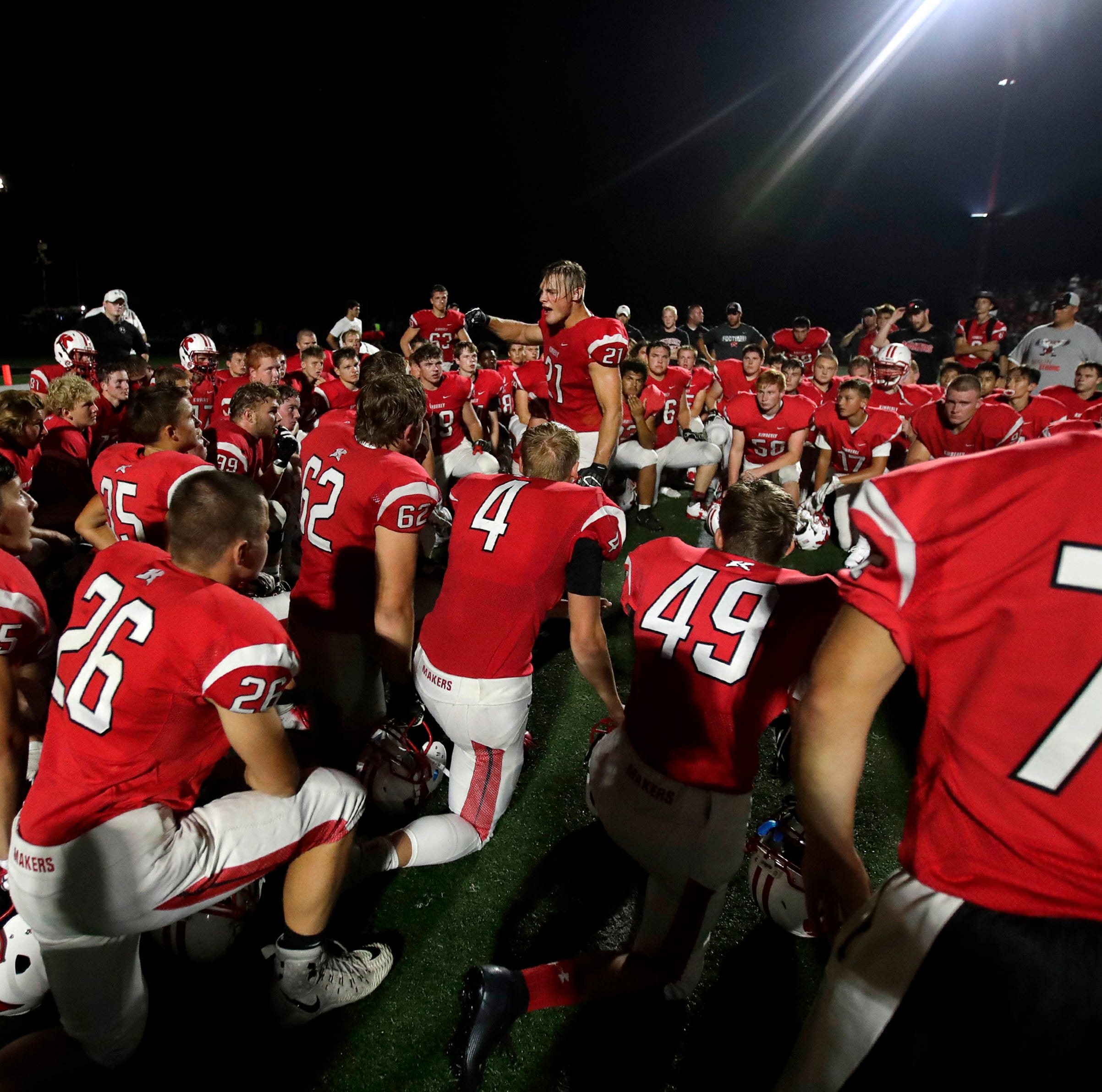 High school football: The streak is over, but what a wonderful ride it was