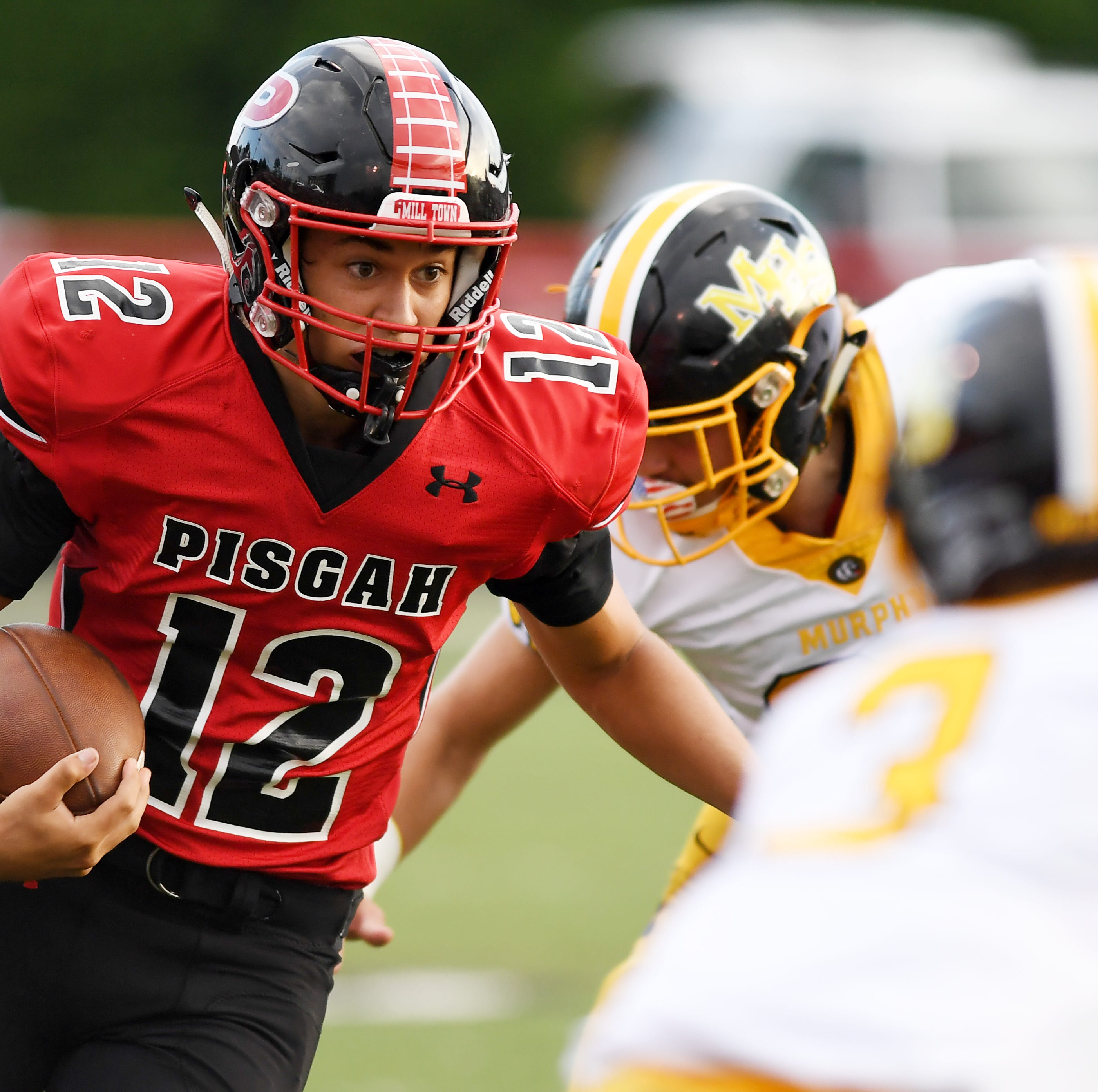 Pisgah hands Murphy first opening loss in 6 years
