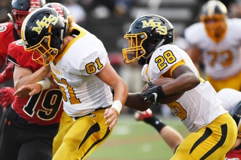 Murphy looks to bounce back in Week 2 against Franklin after a season-opening loss to Pisgah.
