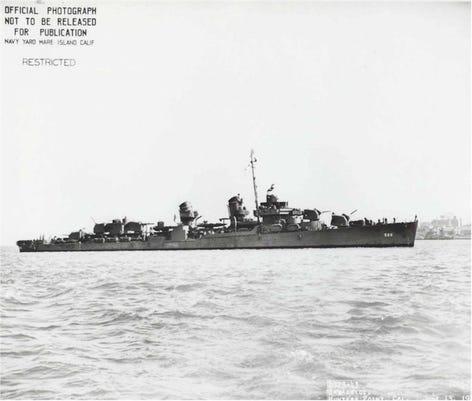 USS Abner Read