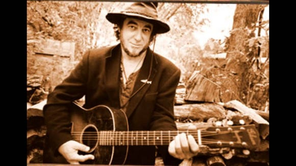 Folksinger-songwriter Greg Brown makes one of his regular stops at the Treehouse Cafe on Bainbridge Island Aug. 25.