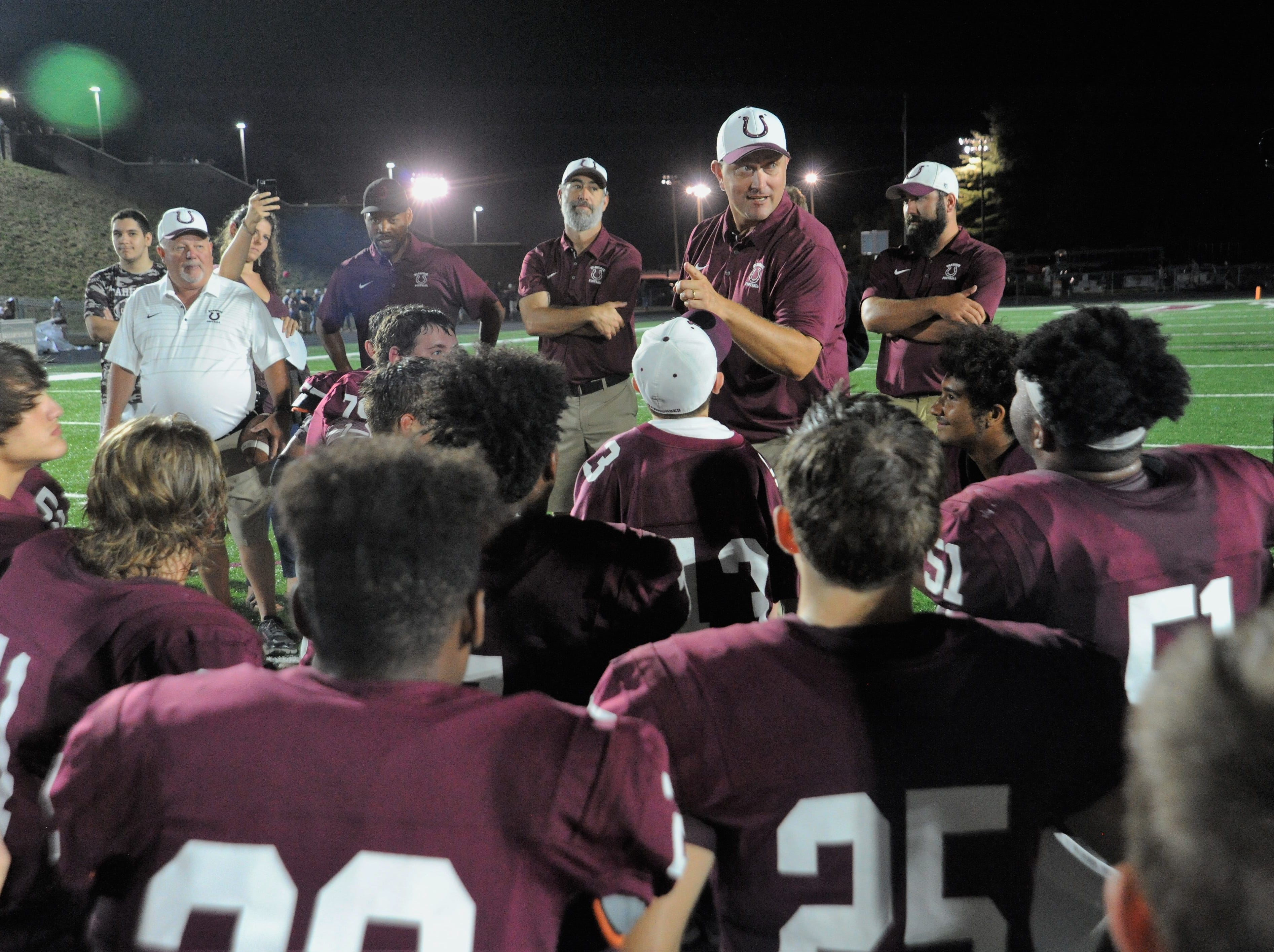 Owen Warhorses end playoff drought