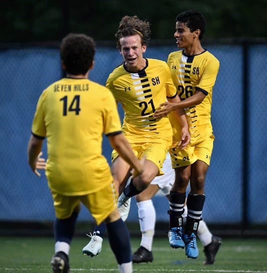 Mariemont Seven Hills Boys Varsity Soccer
