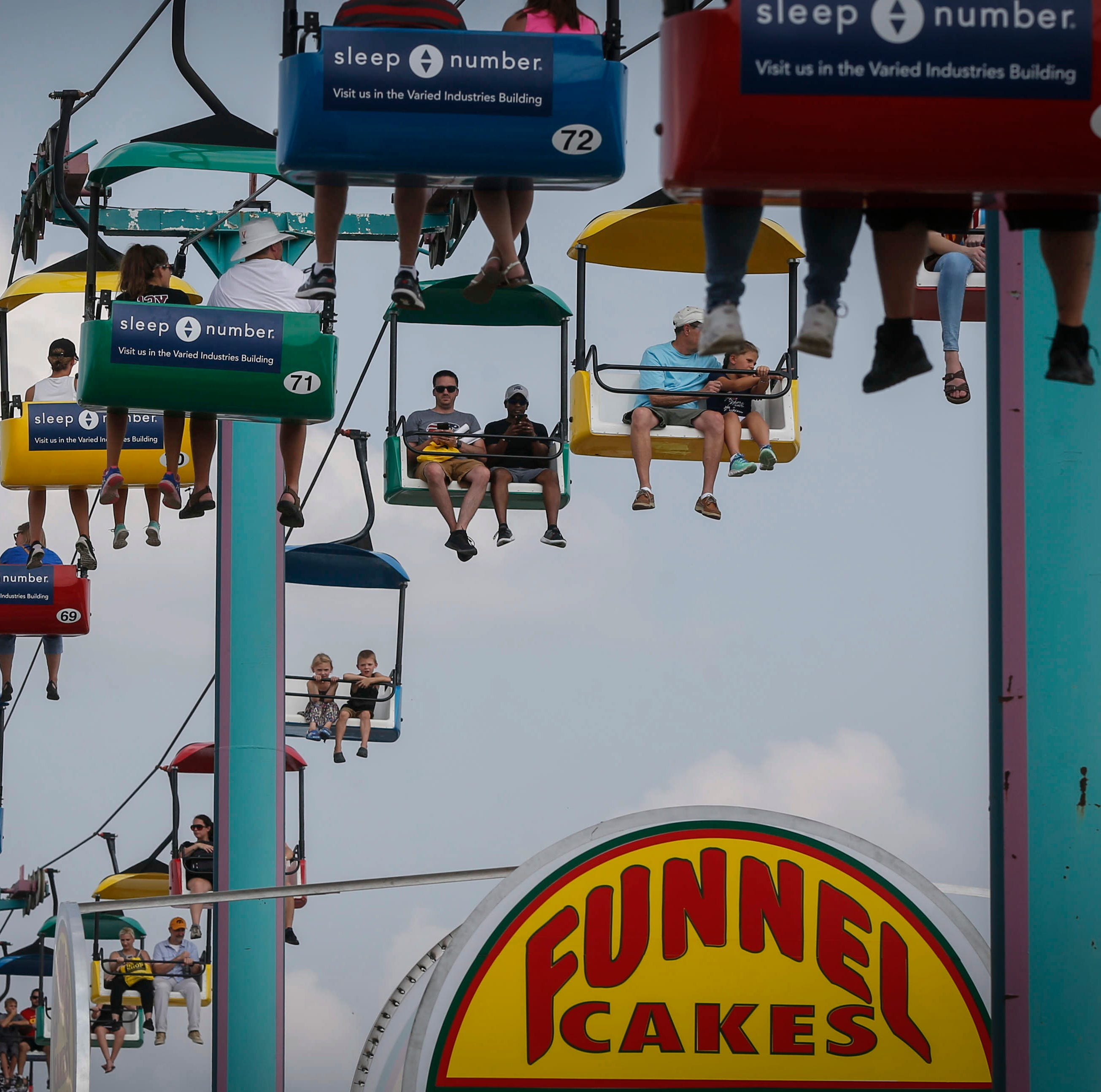 2018 was another record-breaking year for the Iowa State Fair