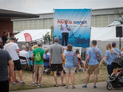 Complete coverage of the Register's Political Soapbox at the Iowa State Fair