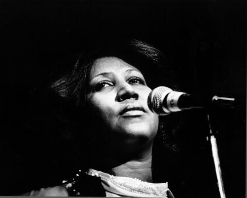 Aretha Franklin C
