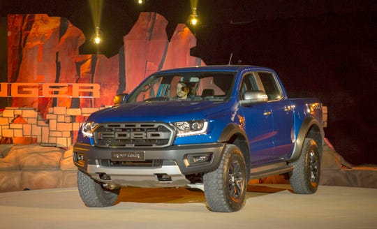 The Ford Ranger Raptor was revealed in July 2018.