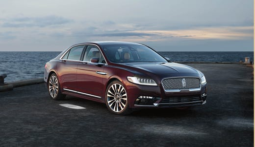Best Luxury Car Lincoln Continental Challenges Mercedes